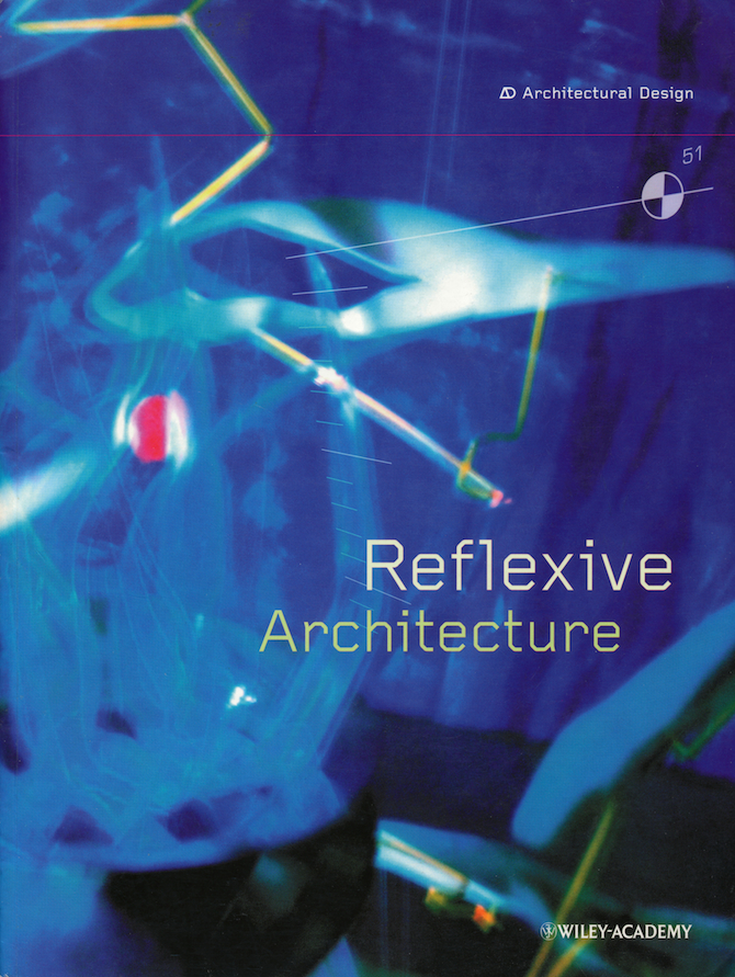 Architectural Design Wiley publications, neil spiller
